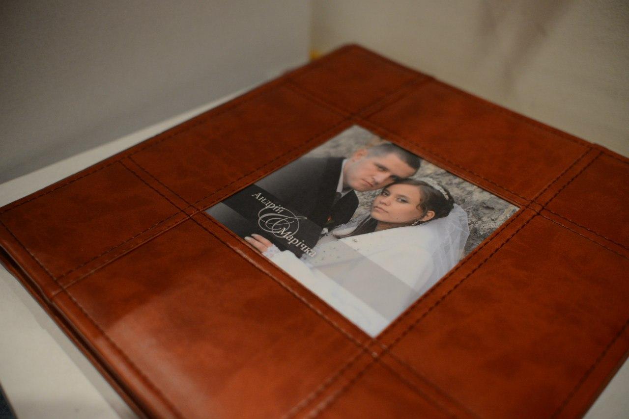 Весільні фотокниги під замовлення